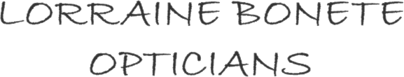 Lorraine Bonete Opticians Logo